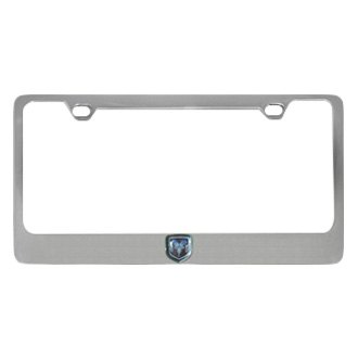 Eurosport Daytona® - MOPAR License Plate Frame with Dodge Logo