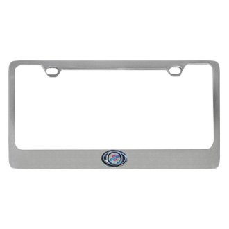 Eurosport Daytona® - MOPAR License Plate Frame with Chrysler Logo