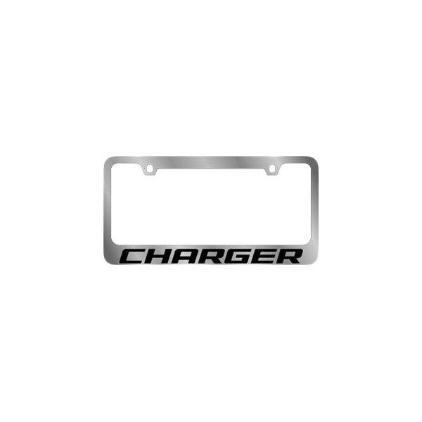 Mopar license plate frame - Lookup BeforeBuying