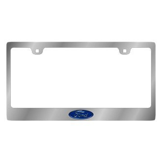 Eurosport Daytona® - Ford Motor Company License Plate Frame with Ford Logo