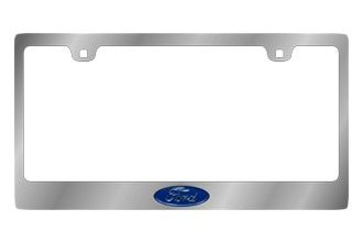 Eurosport Daytona® 5501LO-A - Ford Motor Company - License Plate Frame with Ford Logo
