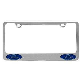 Eurosport Daytona® - Ford Motor Company License Plate Frame with Ford Dual Logos Logo