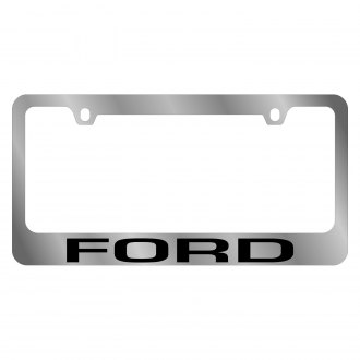 Eurosport Daytona® - Ford Motor Company License Plate Frame with Ford Word