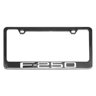 Eurosport Daytona® - Ford Motor Company License Plate Frame with F-250 Word Only