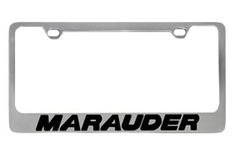 Eurosport Daytona® - Ford Motor Company License Plate Frame with Marauder Word Only
