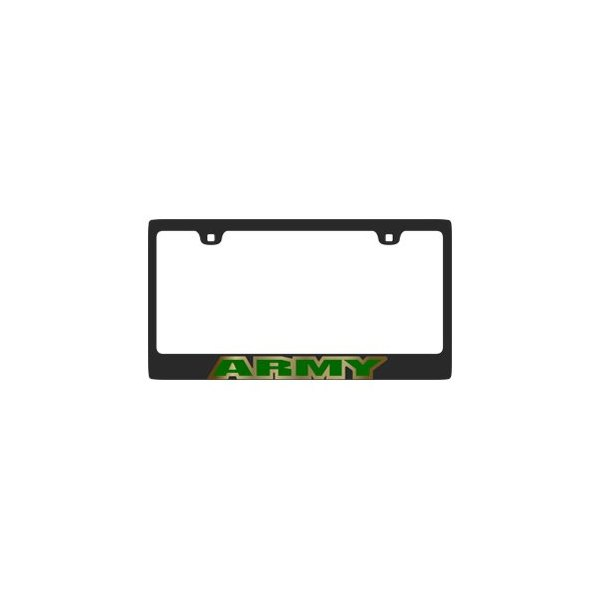 Eurosport Daytona® - MILITARY - License Plate Frame