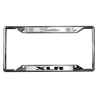 Eurosport Daytona® - GM License Plate Frame with XLR Logo
