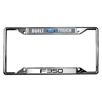 Eurosport Daytona® - Ford Motor Company License Plate Frame with F-350 Logo