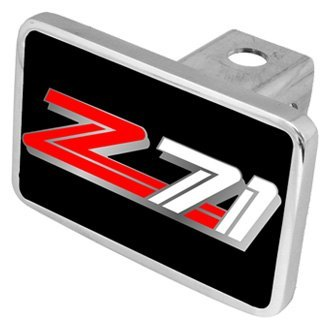 Eurosport Daytona® - General Motors Premium Hitch Plug with Z-71 New Logo