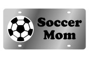 Eurosport Daytona® - Soccer Mom LSN Series License Plate