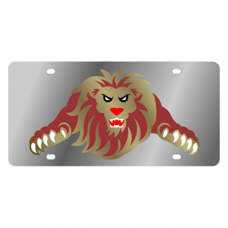 Eurosport Daytona® - LSN License Plate with Lion Logo