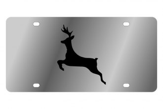 Eurosport Daytona® - LSN License Plate with Deer Logo
