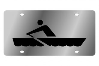 Eurosport Daytona® - Rowing LSN Series License Plate