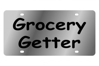 Eurosport Daytona® - Grocery Getter LSN Series License Plate