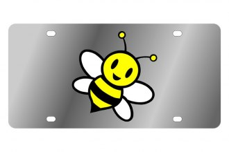 Eurosport Daytona® - LSN License Plate with Lil Bumble Bee Logo