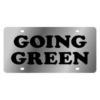 Eurosport Daytona® - LSN License Plate with Going Green Logo