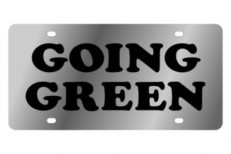 Eurosport Daytona® - Going Green LSN Series License Plate
