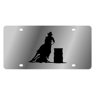 Eurosport Daytona® - LSN License Plate with Barrel Racing Logo