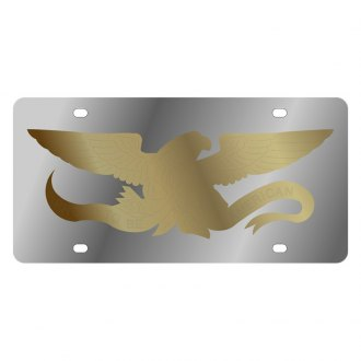 Eurosport Daytona® - LSN License Plate with Proud Eagle Logo