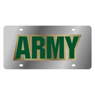 Eurosport Daytona® - LSN License Plate with Military Logo