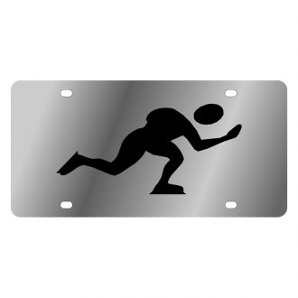 Eurosport Daytona® - LSN License Plate with Speed Skater Logo