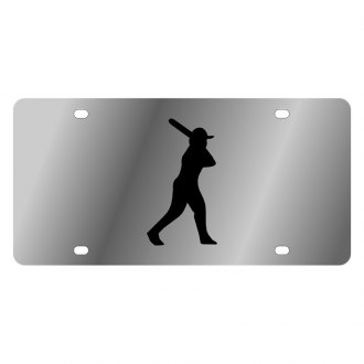 Eurosport Daytona® - LSN License Plate with Baseball Logo