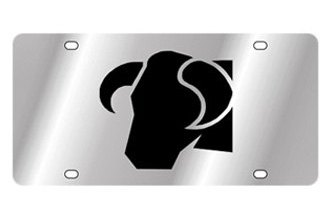 Eurosport Daytona® - Zodiac - License Plate with Taurus Logo