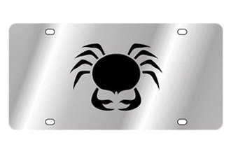 Eurosport Daytona® - Zodiac - License Plate with Cancer Logo