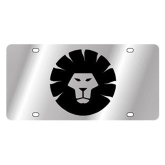 Eurosport Daytona® - Zodiac License Plate with Leo Logo