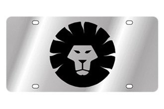 Eurosport Daytona® - Zodiac - License Plate with Leo Logo