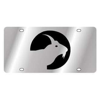 Eurosport Daytona® - Zodiac License Plate with Capricorn Logo
