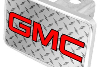 Eurosport Daytona® - General Motors Diamond Premium Hitch Plug with GMC Logo