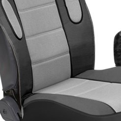 Eurow® - Sideless Sport Seat Cover Gray