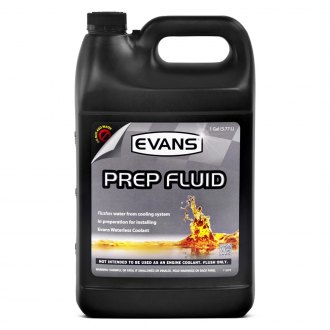 Evans Coolant® - Prep Fluid Waterless Engine Cooling Flush