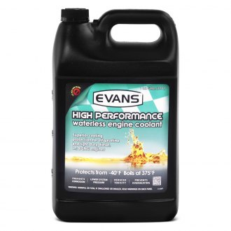 Evans Coolant® - High Performance Waterless Engine Coolant