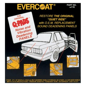 Evercoat® - Q-Pads