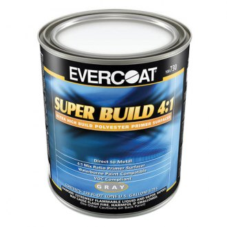 Evercoat® - Super Build 4:1 Polyester Primer Surfacer