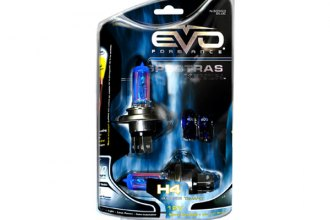 EVO Lighting® - H4 Blue Xenon Replacement Bulb