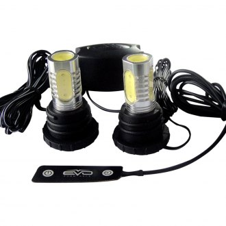 EVO Lighting® - Headlight Cop LED Hideaway Strobe Light Kit