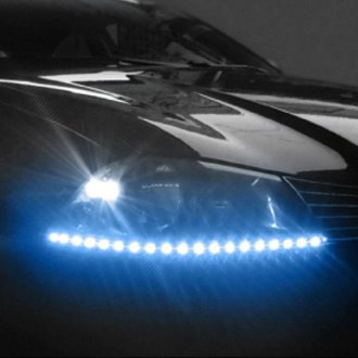 EVO Lighting® - Sidewinder Eyebrows LED Strip