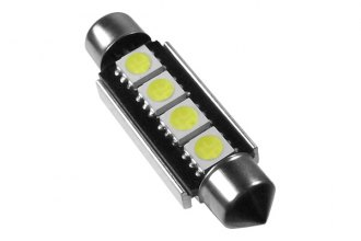 EVO Lighting® - T-10 White with Canbus LED Replacement Bulb