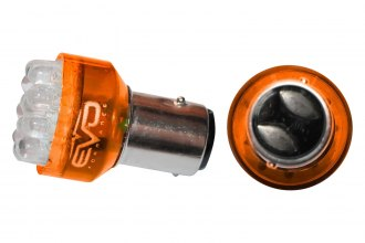 EVO Lighting® - 3157 Amber LED Replacement Bulb