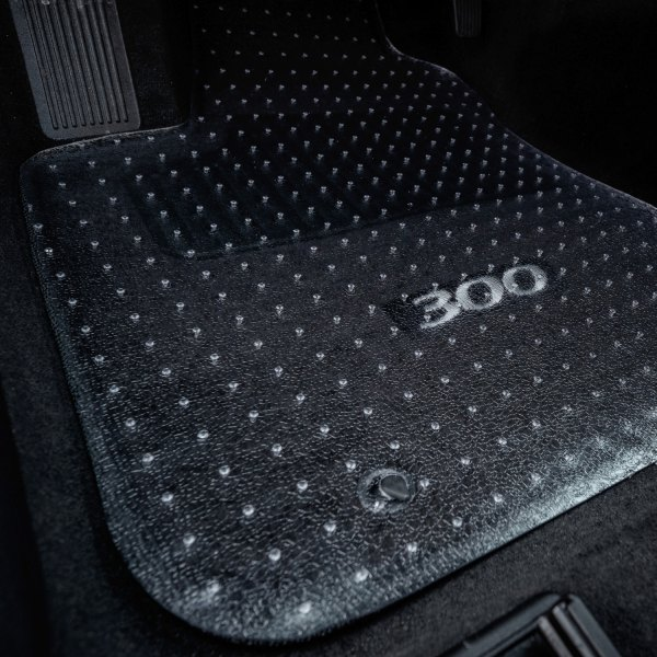 ExactMats® - 1st Row Clear Floor Mats