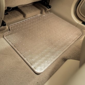 ExactMats® - 2nd Row Clear Floor Mats