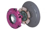 EXEDY® - Stage 3 Cerametallic Disc with Sprung Center Racing Clutch Kit