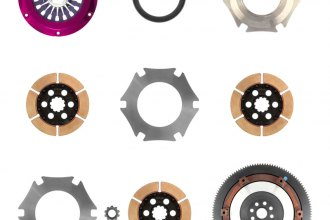 EXEDY® - Stage 5 Triple-Plate with Solid Center Racing Clutch Kit