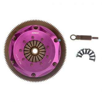 EXEDY® - Stage 4 Ceramic with Sprung Center Disc Racing Clutch Kit