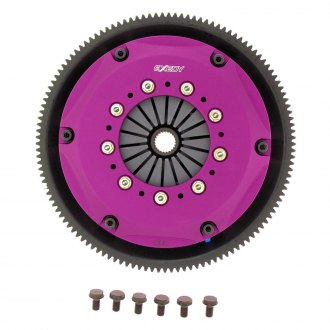 EXEDY® - Stage 5 Ceramic with Solid Center Disc Racing Clutch Kit