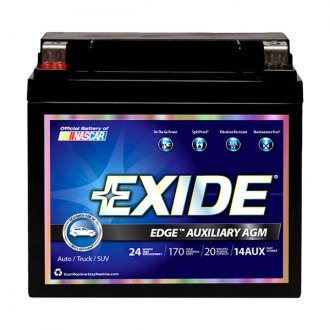 Exide® - AGM Auxiliary Battery