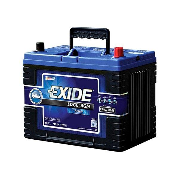 Exide® - Edge™ AGM Battery  sc 1 st  CARiD.com & Exide® - Ford Mustang 1967 Edge™ AGM Battery markmcfarlin.com